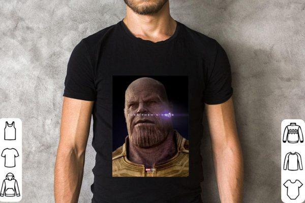 Hot Marvel Avengers Endgame Thanos Fuck Them Niggas Shirt 2 1.jpg