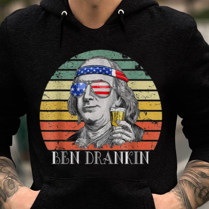 Hot Vintage Ben Drankin 4th Of July Funny Benjamin Shirt 2 1.jpg