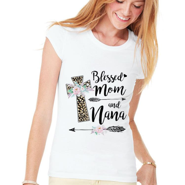 Nice Blessed To Be Called Mom And Nana Shirt 3 1.jpg