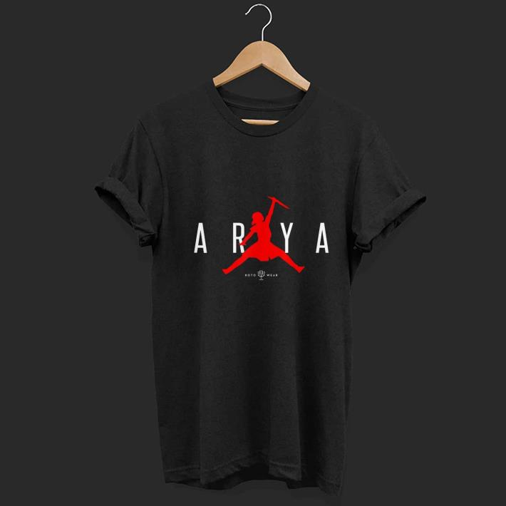 Nice Rotowear Arya Stark Game Of Throne Shirt 1 1.jpg