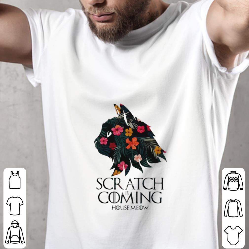 Official Floral Scratch Is Coming House Meow Cat Drago Game Of Thrones Shirt 2 1.jpg