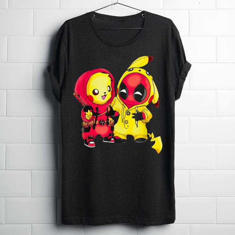 Pikapool Mashup Pikachu And Deadpool Shirt 1 1.jpg