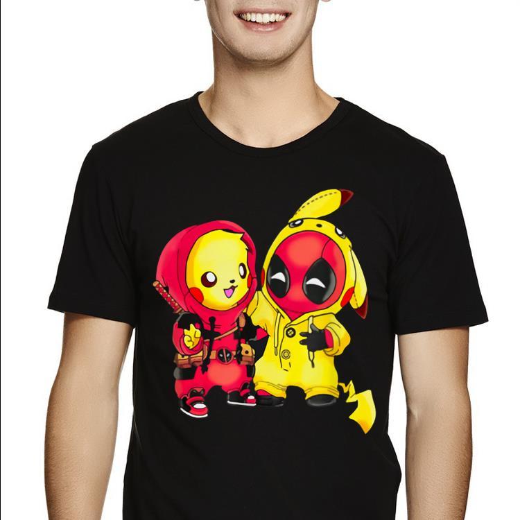 Pikapool Mashup Pikachu And Deadpool Shirt 2 1.jpg