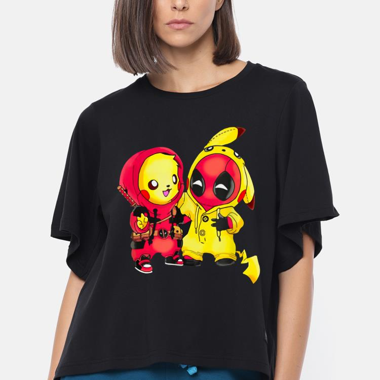 Pikapool Mashup Pikachu And Deadpool Shirt 3 1.jpg