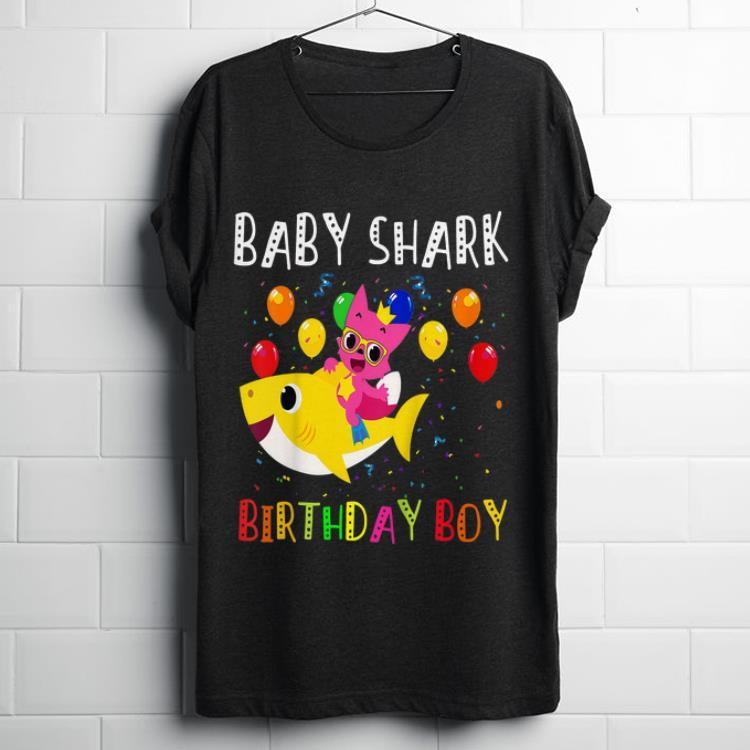Premium Baby Shark Birthday Boy Shirt 1 1.jpg