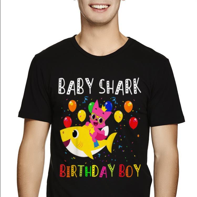 Premium Baby Shark Birthday Boy Shirt 2 1.jpg