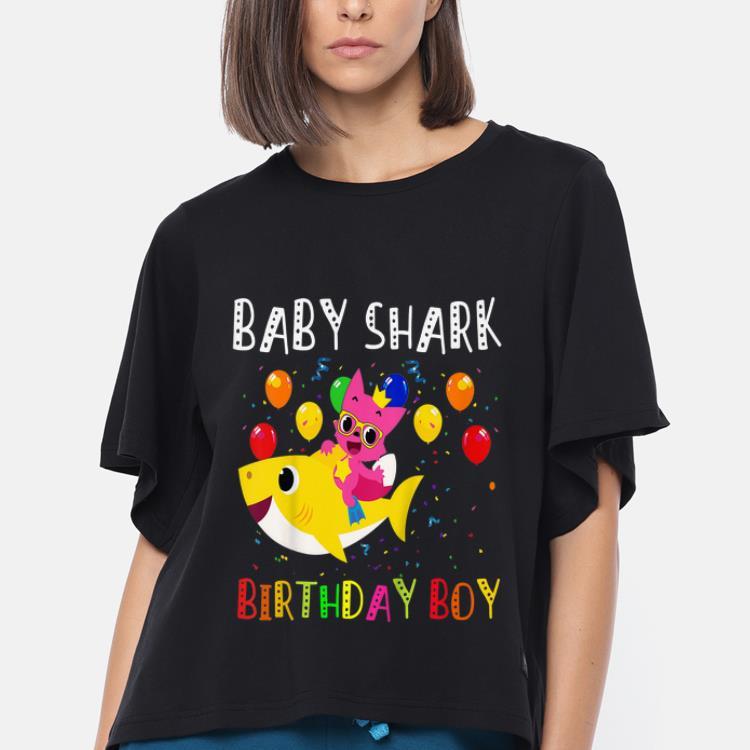 Premium Baby Shark Birthday Boy Shirt 3 1.jpg
