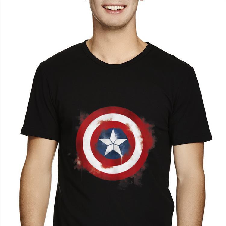 Premium Marvel Avengers Endgame Spray Paint Captain America Shirt 2 1.jpg