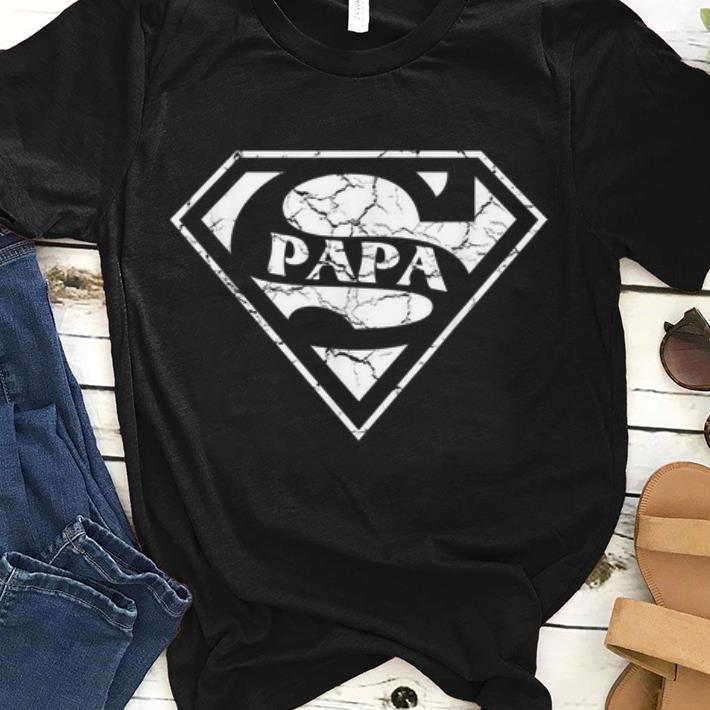 Super Papa Fathers Day shirt