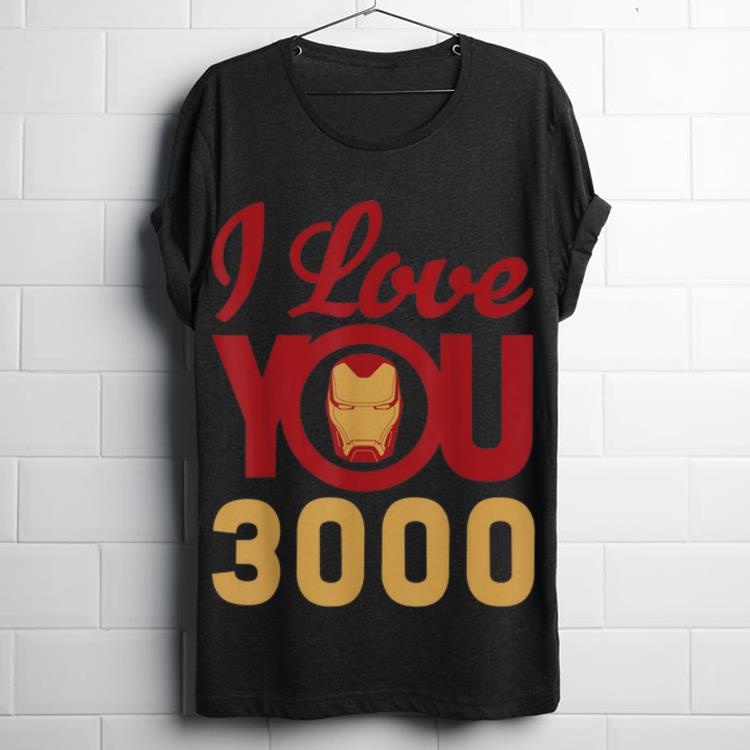Top Marvel Avengers Endgame Iron Man I Love You 3000 Father Day Shirt 1 1.jpg