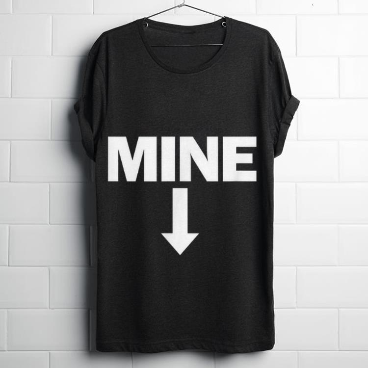 Top Mine Down Arrow Pro Choice Abortion Shirt 1 1.jpg