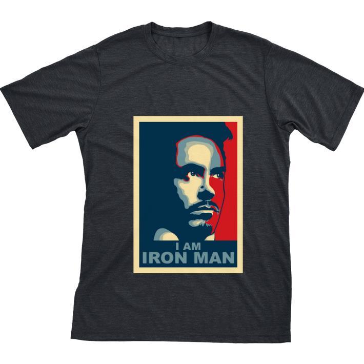 Top Tony Stark I Am Iron Man Vintage Shirt 1 1.jpg