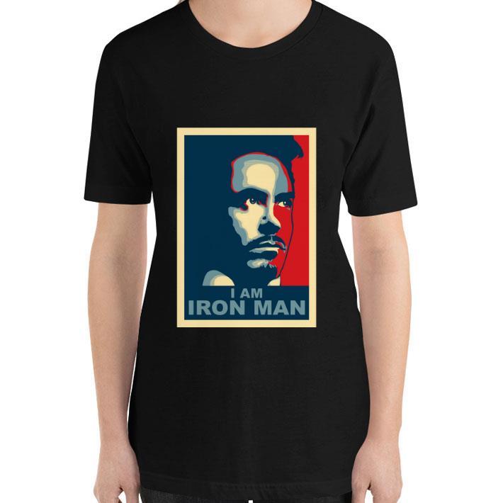 Top Tony Stark I Am Iron Man Vintage Shirt 3 1.jpg