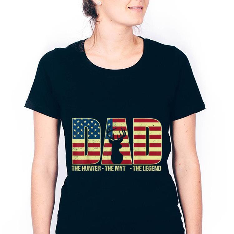 American Flag Deer Hunter Dad Myth Legend Father S Day Shirt 3 1.jpg