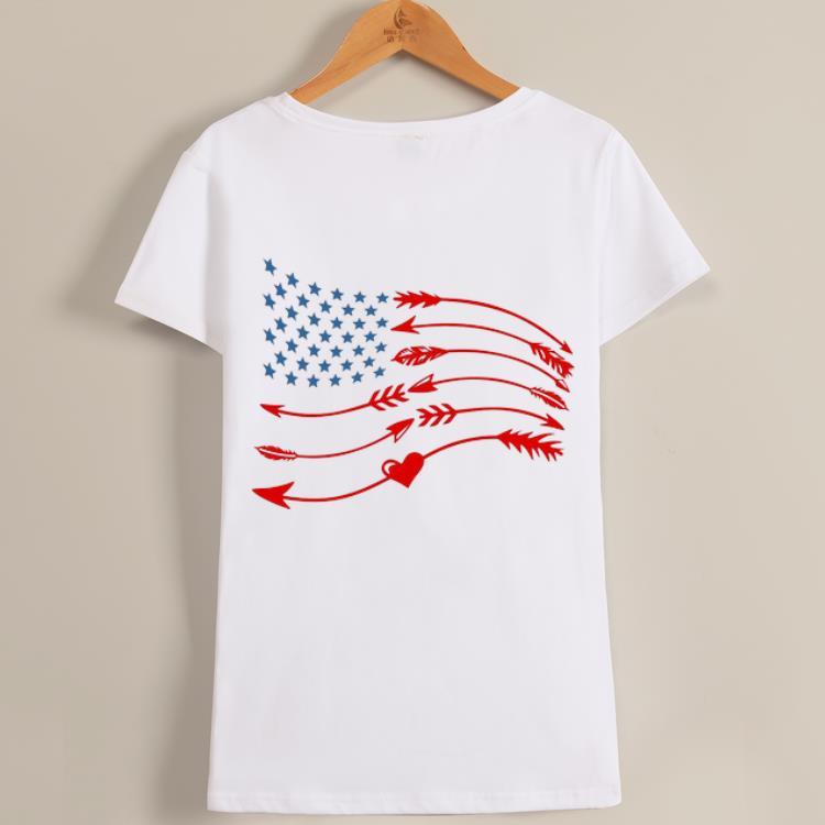American Hunting Flag shirt