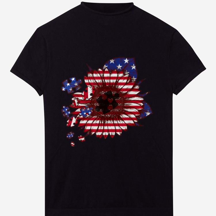Awesome Puzzle Usa Flag Sunflower Autism Awareness 4th Of July Shirt 1 1.jpg