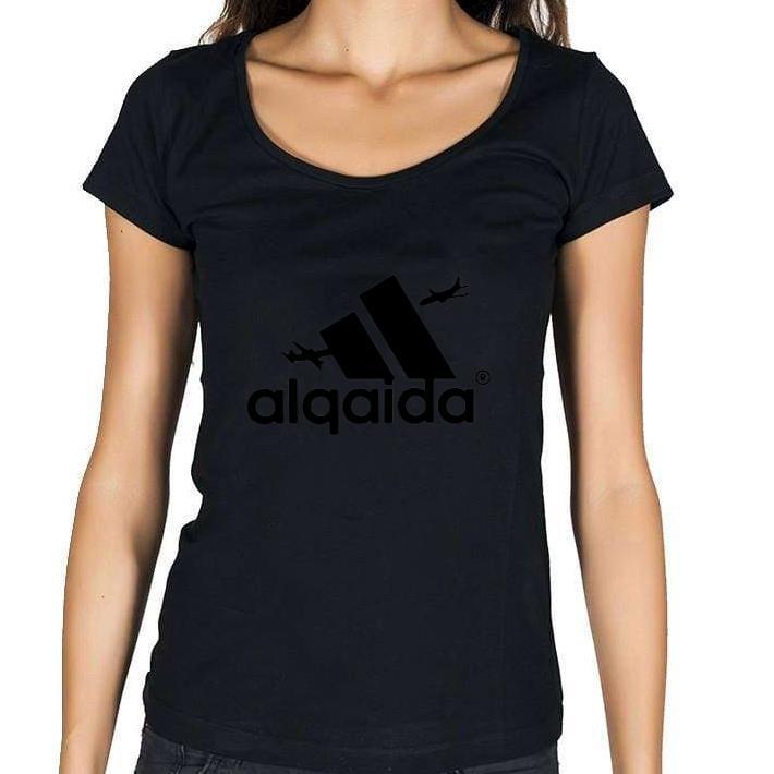 Hot Al Qaeda Adidas Logo Shirt 1 1.jpg