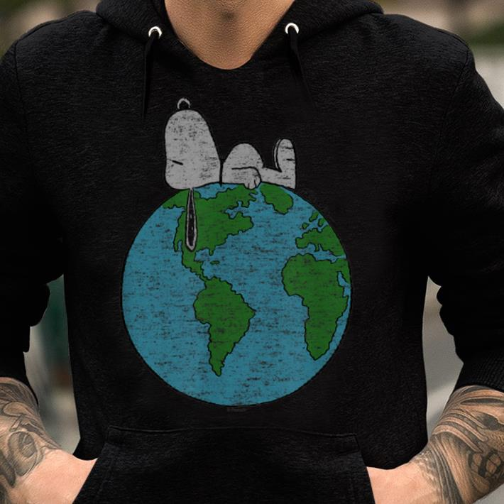 Hot Peanuts Snoopy On Top Of The World Shirt 1 1.jpg