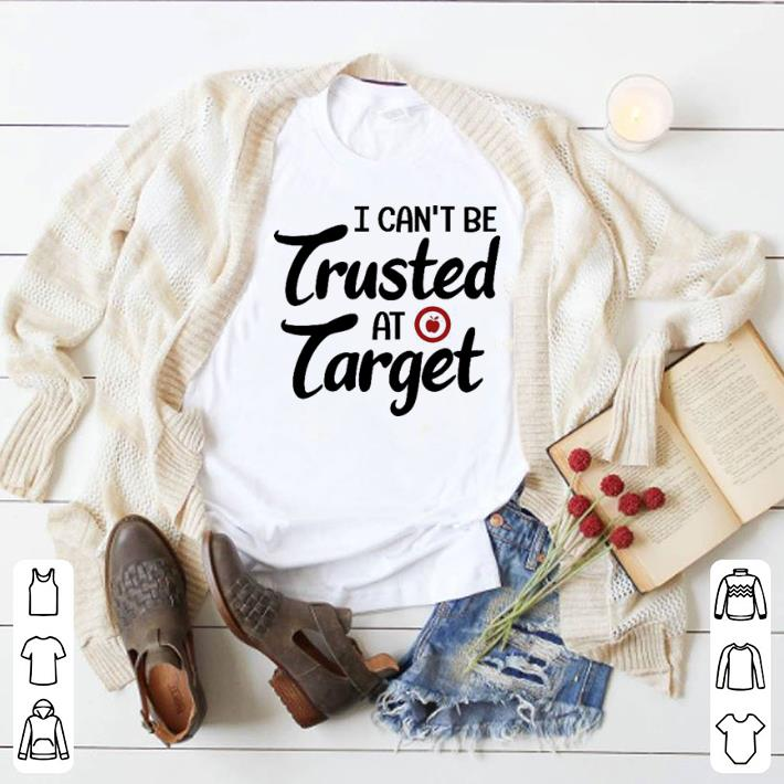 Hot Teacher day I can't be trusted at target apple shirt
