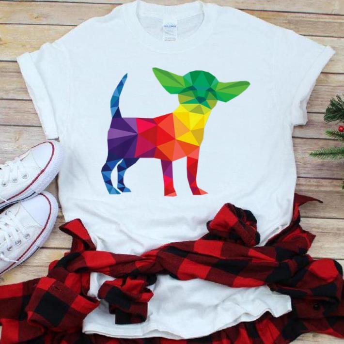 Nice Chihuahua Gay Pride Lgbt Rainbow Flag Gifts Dog Lovers Lgbtq Premium Shirt 1 1.jpg