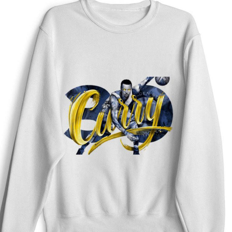 pick up f17ea 5e54d Official Golden Curry Warriors Shirt