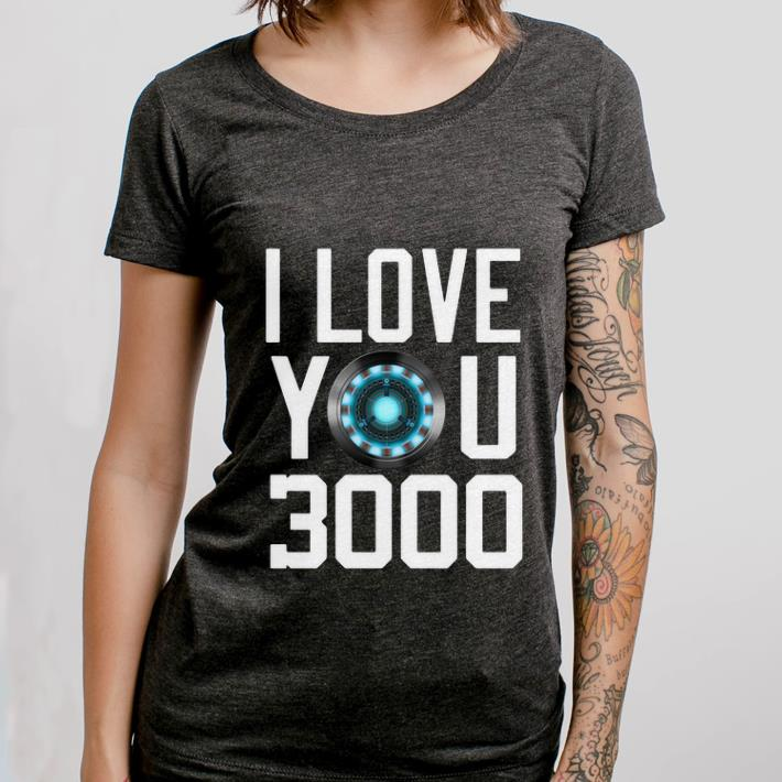 Official Heart I Love You 3000 Dad And Daughter Iron Man Arc Reactor Shirt 3 1.jpg