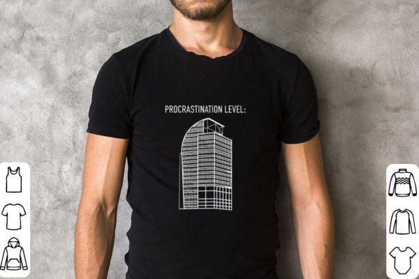 Official Procrastination Level Shirt 2 1.jpg