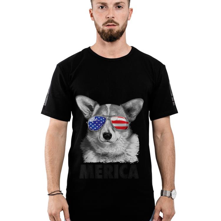 Original Corgi 4th Of July Merica Women Usa American Flag Shirt 2 1.jpg