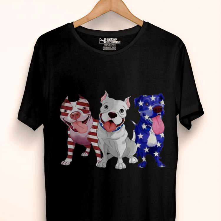 Original Pitbull Red White Blue Stars American Flag 4th Of July Shirt 1 1.jpg