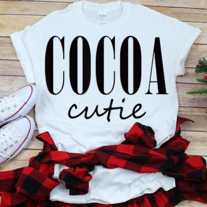 Premium Cocoa Cutie shirt