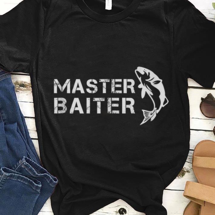 Premium Master Baiter Fishermen Shirt