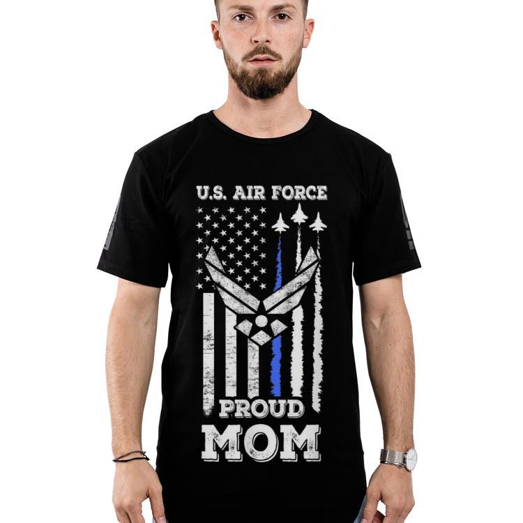 Premium Proud Mom U S Air Force Stars Air Force Family Shirt 2 1.jpg