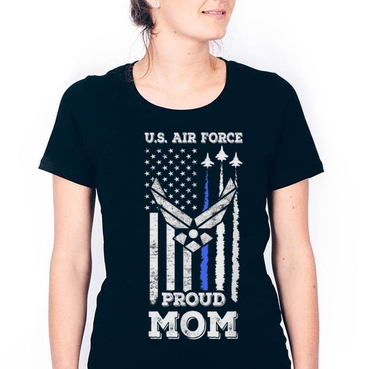 Premium Proud Mom U S Air Force Stars Air Force Family Shirt 3 1.jpg