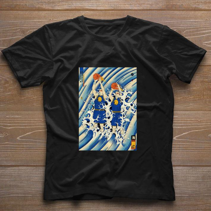 Pretty Steph Curry And Klay Thompson Splash Brothers Shirt 1 1.jpg