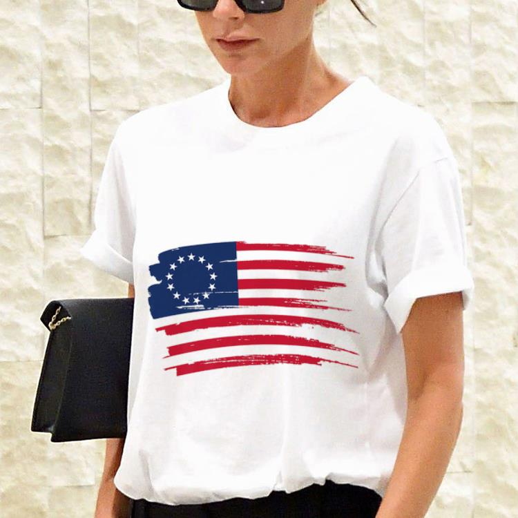 Awesome 4th Of July Independence Day Betsy Ross Flag Shirt 3 1.jpg