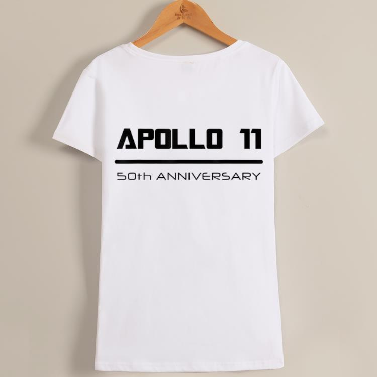 Awesome 50th Anniversary Of The Moon Landing Apollo 11 Shirt 1 1.jpg