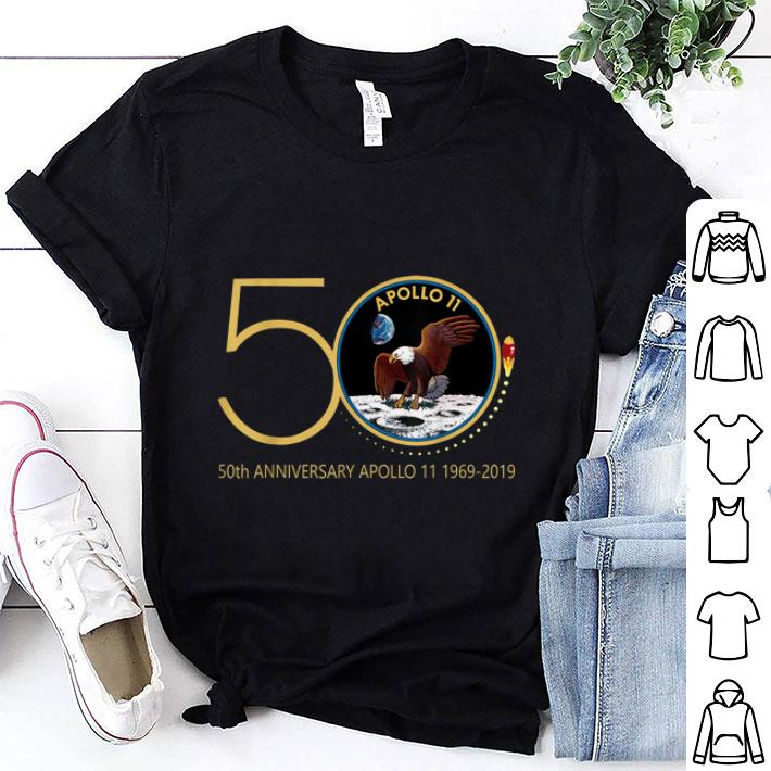 Awesome Apollo 11 50th Anniversary Moon Landing 1969 2019 First Step On The Moon Shirt 1 1.jpg