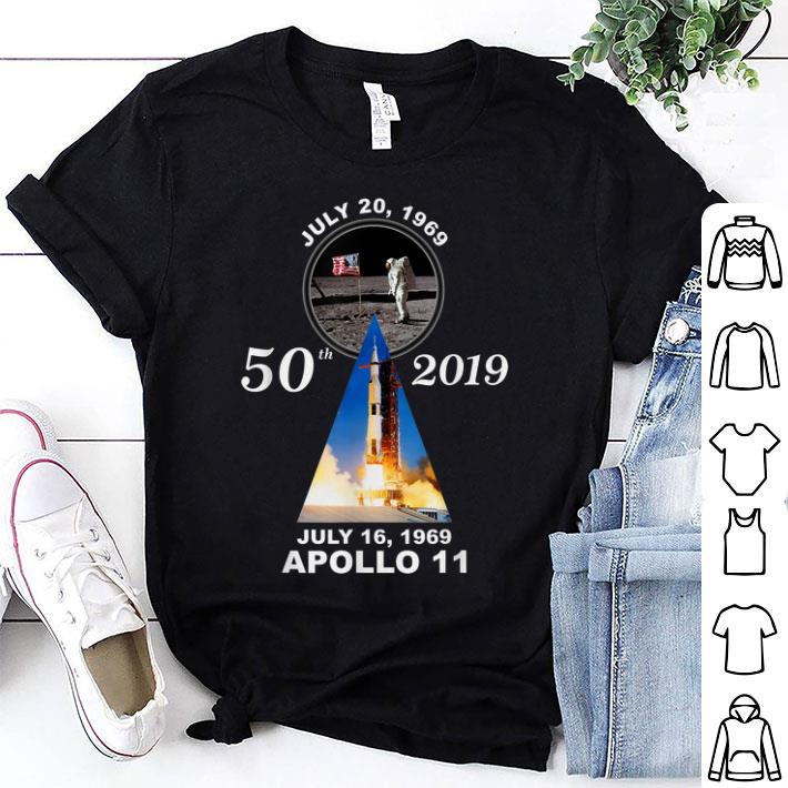 Awesome Apollo 11 50th Anniversary Moon Landing 1st Step On The Moon Shirt 1 1.jpg