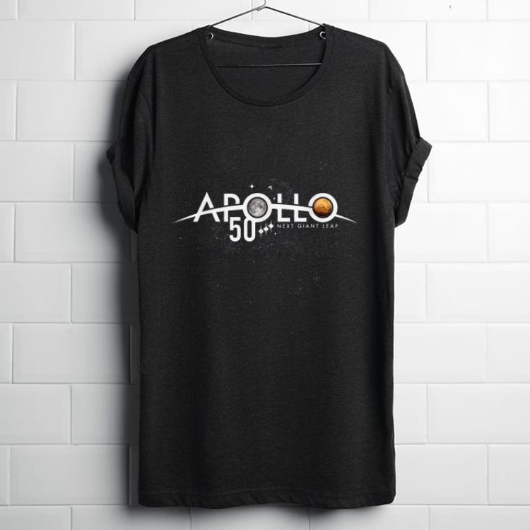 Awesome Apollo 11 50th Anniversary Next Gaint Leap Could Be Marsshirt 1 1.jpg