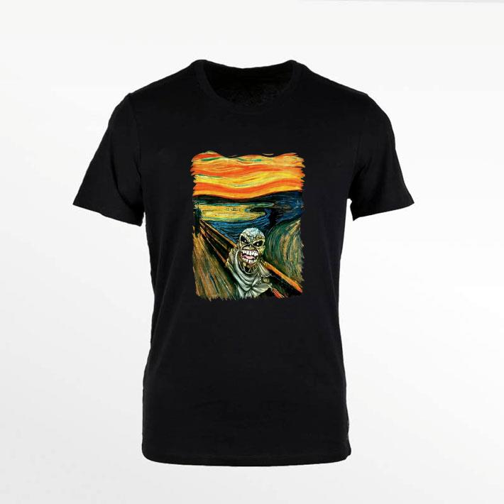 Awesome Iron Maiden Eddie Meets Van Gogh Shirt 1 1.jpg