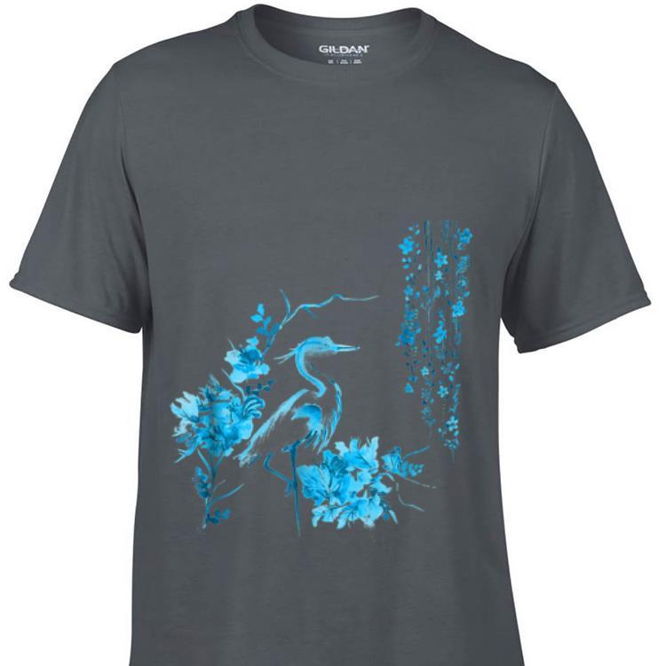 Awesome Japanese Art Crane Garden Fresh Shirt 1 1.jpg