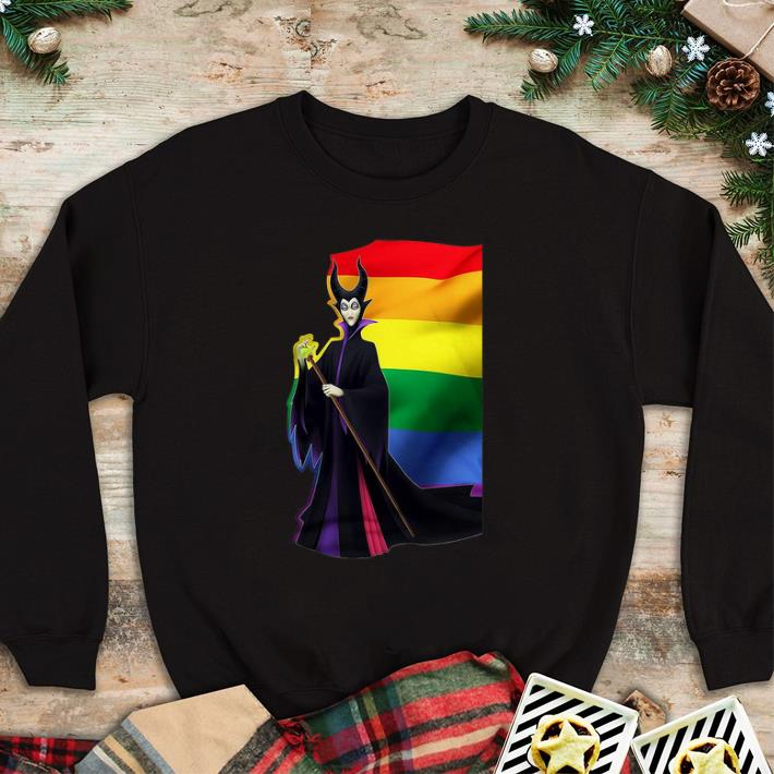 Awesome Maleficent LGBT shirt