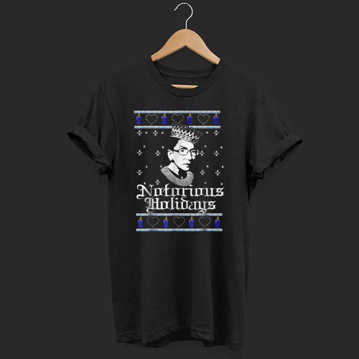 Awesome Notorious Holidays Rbg Ruth Bader Ginsburg Ugly Meme Shirt 1 1.jpg