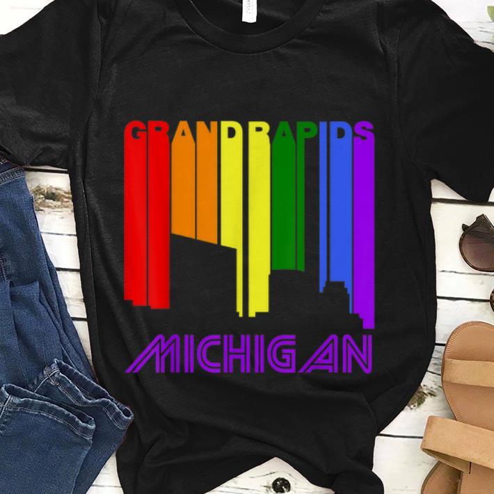 Best Price Grand Rapids Michigan Lgbtq Gay Pride Rainbow Skyline Shirt 1 1.jpg