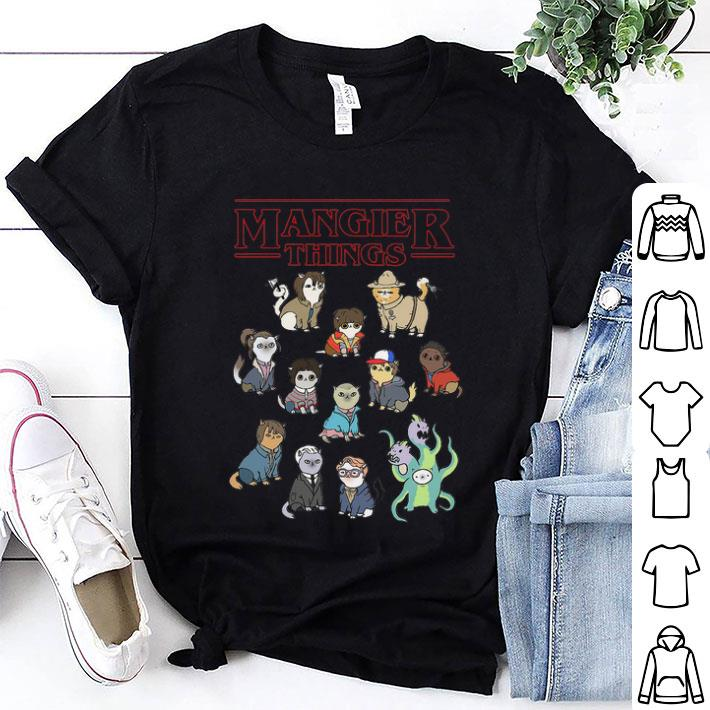 Funny Mangier Things Cats Stranger Things Shirt 1 1.jpg
