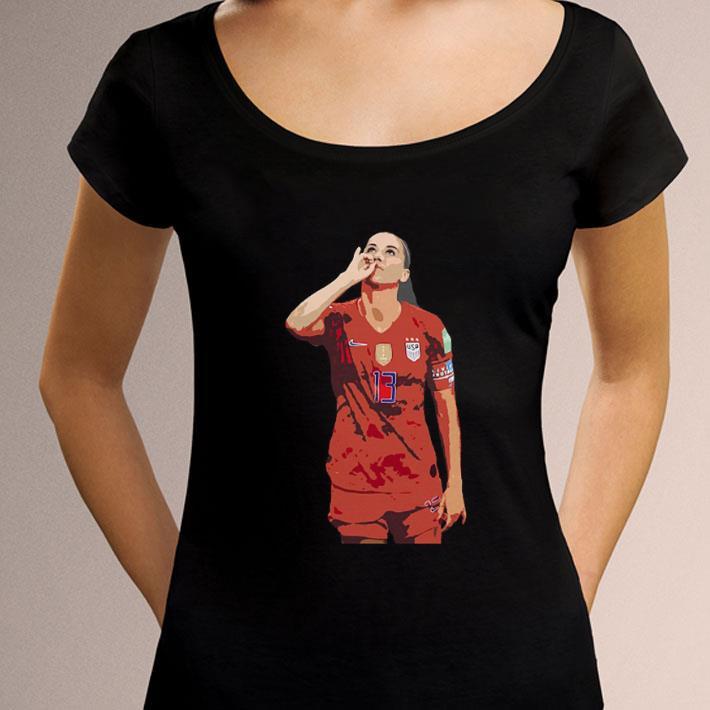 Hot Fifa Women S World Cup Alex Morgan Goals Shirt 3 1.jpg
