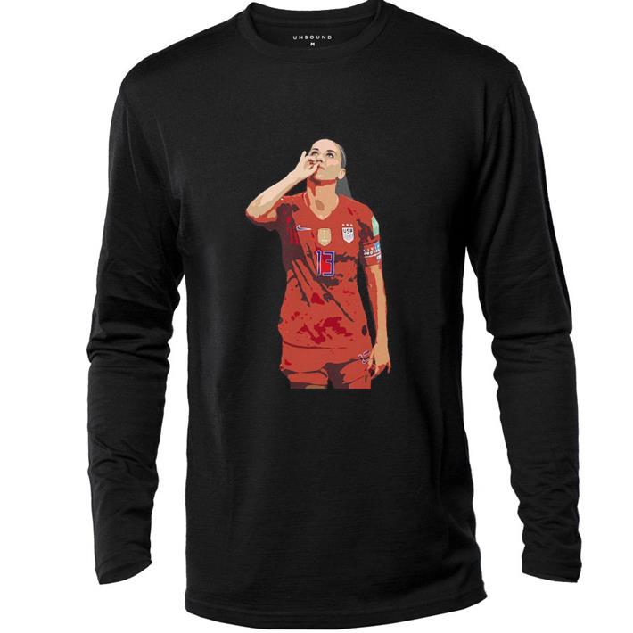 Hot Fifa Women's World Cup Alex Morgan Goals shirt