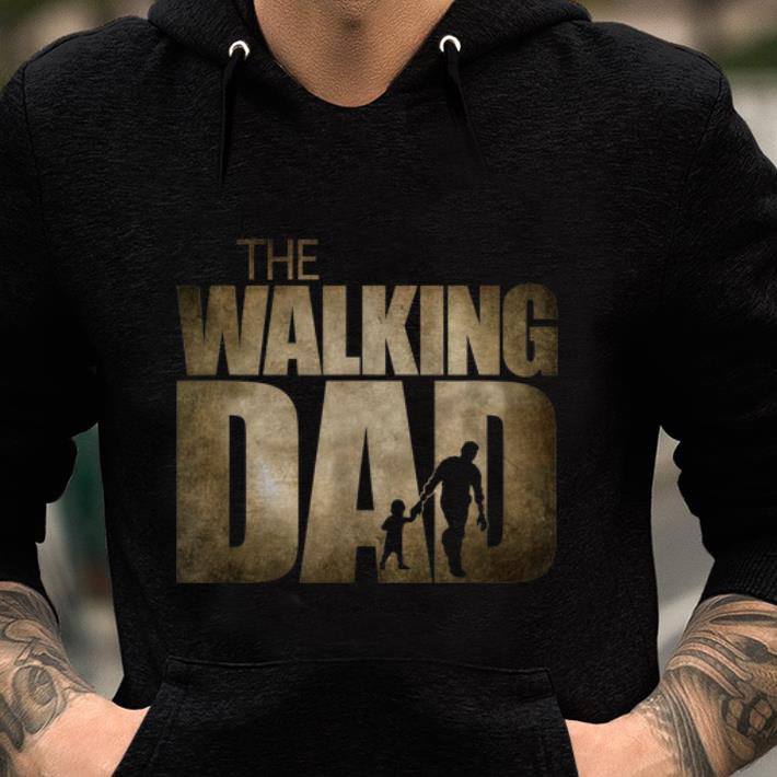 Hot The Walking Dad Father And Son Shirt 2 1.jpg