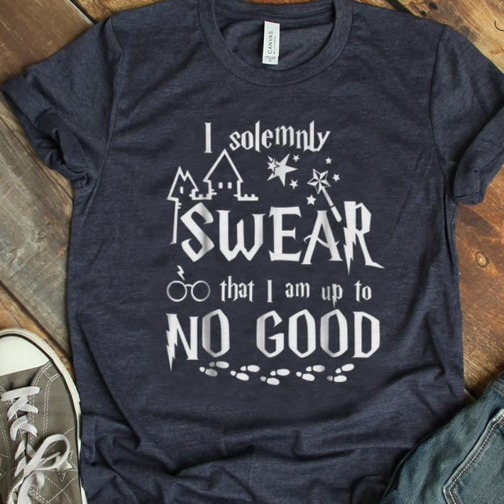 Nice I Solemnly Swear That I Am Up To No Good Harry Potter Shirt 1 1.jpg