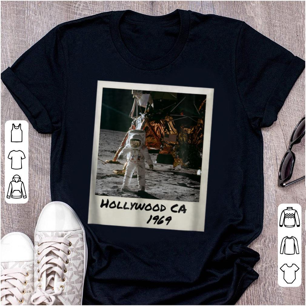 Official Fake Moon Landing Hoax Conspiracy Theory Fun shirt